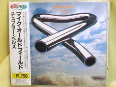 CD/Japan- MIKE OLDFIELD Tubular Bells w/OBI RARE EARLY 1995 VJCP-3057 #ProgressiveArtRock