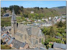 vistas desde el Castillo de la Roche