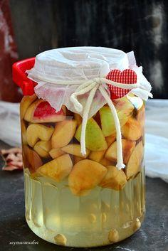 Food N, Food And Drink, Pasta, Turkish Recipes, Fermented Foods, Winter Food, Frozen Yogurt, Food Preparation, Superfood