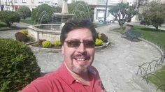 Dando un paseo aprovechando este buen día. #anabelycarlos #negociosOnline