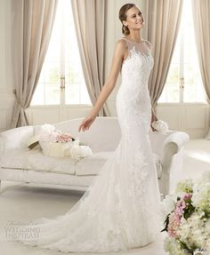 wedding gowns 2013 | 2013 Pre-Collection Wedding Dresses — Fashion, Costura Bridal ...