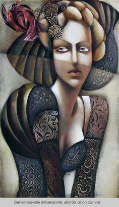 Ira Tsantekidou- Peintures depuis 2008