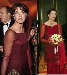 Monaco Royal Family, Princess Caroline Of Monaco, Royal Fashion, Royal Style, Pure Products, Divas, Royals, France, Beauty