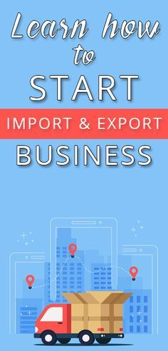 Start an Import/Export Business with No Money Down