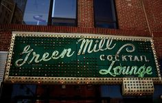 Green Mill Cocktail Lounge, Chicago IL
