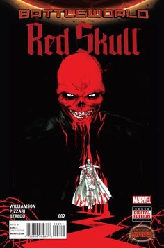 EXCLUSIVE PREVIEW: Red Skull #2,   Red Skull #2 Story: Joshua Williamson Art: Luca Pizzari Cover: Riley Rossmo Publisher: Marvel Publication Date: August 5, 2015 Price: $3.99 ...,  #All-Comic #All-ComicPreviews #Comics #JoshuaWilliamson #LUCAPIZZARI #Marvel #Previews #RedSkull #RileyRossmo