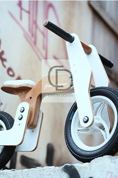 Primavera Balance Bike | catenadesign