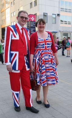 Brexit Couple