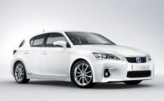 Lexus produces the best environmentally friendly cars. CT is one of them. Hybrid cars have long been considered for exoticism, just as they secure the Lexus to the site leader in sales in North America. Small and relatively favorable heatc Lexus Ct200h, 2010 Lexus, New Lexus, White Lexus, Best Hybrid Cars, Lexus Models, Electrical Wiring Diagram, Bmw 1 Series, Audi Cars