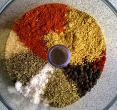 DIY Chicken Rub Sweet & Spicy