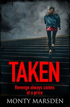 Taken – Monty Marsden Blog Tour – 5*Review