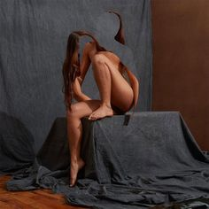 Cut-out collages of human bodies made by American photographer and visual artist Bill Durgin. Bill Durgin's photographic work is really unique and the fina