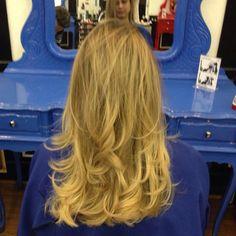 A gente não cansa de se encantar!  Ombre Hair by Alexandre Rios #ombrehair #style #hair