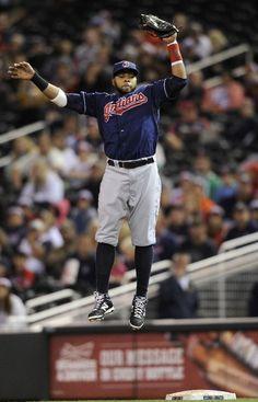 Carlos Santana, Cleveland Indians