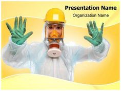 Bio-hazard Suit Powerpoint Template is one of the best PowerPoint templates by EditableTemplates.com. #EditableTemplates #PowerPoint #Radioactive #Mask #Job #Police #Male #Gloves #Activist #Warning #Environmentalist #Biological #Hazardous #Dangerous #Nuclear #Safety #Suit #Safe #Plant #Gas #Respirator #Policeman #Chemistry #Radioactivity #Danger #Examination #Human #Environment #Infectious #Hazard #Caution