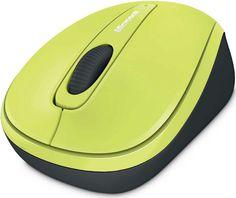 Microsoft Wireless Mobile Mouse 3500 - Nouvelle souris BlueTrack sans-fils aux couleurs printanières