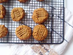 Just made these with crunchy PB and chocolate chips. Very crumbly. Hard to form or even drop. But fantastic flavor
