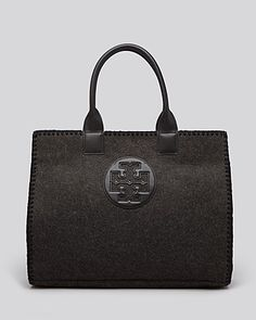 Tory Burch Tote - Ella Stitched Flannel | Bloomingdale's