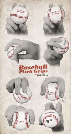 How to Pitch a Baseball. Baseball is one of the most beloved American pastimes. However, you can still learn to pitch no matter where you are located in the world! Learning how to pitch properly takes dedication, an understanding of the. Baseball Pitching, Baseball Sport, Baseball Tips, Baseball Crafts, Baseball Quotes, Baseball Training, Baseball Season, Baseball Mom, Baseball Stuff