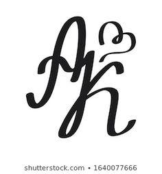 K Letter Images, Alphabet Images, Love Heart Images, Cute Love Images, Initials Logo, Monogram Logo, Letter P Tattoo, Love Letters Image, Letter K Design