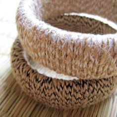 hemp bracelets!