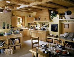 French Country Kitchen Decor Ideas 2015 | http://myhomedecorideas.com/french-country-kitchen-decor-ideas-2015/