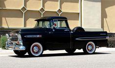 「1959 chevy cameo pickup」の画像検索結果