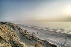 Rotes Kliff auf der Insel Sylt. Die 7 Tipps für die Insel zum nachlesen.