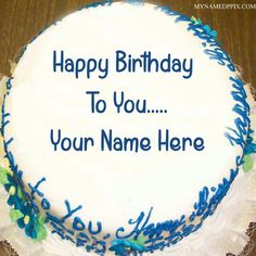 White Chocolate Birthday Cake With Name Image. Print My Name White Chocolate Birthday Cake. Write Your Name On Birthday Wishes Chocolate cake. Create any Name Text Writing HBD White Chocolaty Cake. Online Name Wishes Bday Cake Profile. Beautiful Round Shaped Birthday cake. Brother Name Birthday White Chocolate Cake. Unique White Chocolate HBD Cake With Name Pics. Latest White Chocolate Birthday Cake With Name Pix. Birthday Cake name Profile. Whatsapp And FB On Sand or Shear White Chocolate…