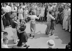 Balboa. C.1940s One of the dances I wish I were better at! Those crossovers will be the death of me...
