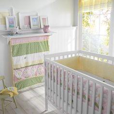 Victoria Classics Lazy Daisy Crib Bedding Coordinates