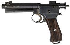 Roth-Steyr Model 1907 semi-automatic pistol