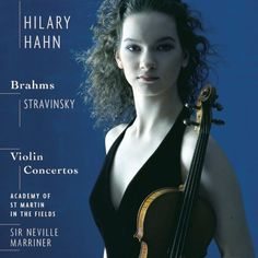 Brahms & Stravinsky Violin Concertos