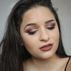 Dei ou não dei close com essa make?  Corre lá no meu canal do youtube pra ver como eu fiz essa bonita tá bom? expliquei tudinho por lá!  #maquiagem #maquiagemx #universodamaquiagem_oficial #pausaparafeminices #beleza #makeup #makeupartist #makeupaddict #makeupmurah #makeupforever #makeupartistsworldwide #beautyblogger #hudabeauty #amrezy #vegas_nay #beauty #wakeupandmakeup #undiscovered_muas #motd #makeupbyme #glam #style #beautyblog #instamakeup #makeuponfleek #beautyguru#loucaspormaquiagem…