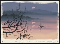 This one is by Hans Bacher. 17 Pieces of Stunning Mulan Concept Art