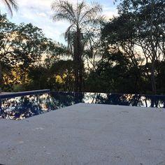 #pool #piscina #arquitetura #paisagismo #landscape UNEAUD #architecture