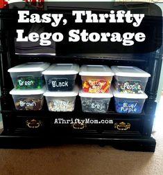 organizing legos,#le