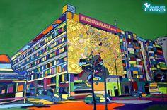 Cuadros Bazar del Cineista