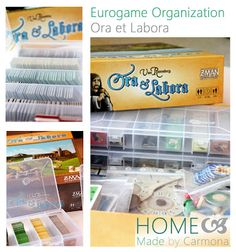 Home Made by Carmona: Organizing Ora et Labora