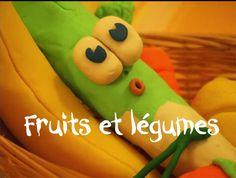 « Fruits et légumes » film d'animation d'une jeune Creusotine, Lucie Colinot, étudiante en arts plastiques nous présente son travail à partir de pâte à modeler. http://www.labaraquetv.fr/