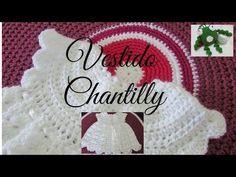 Vestido para niñas Chantilly. Nivel fàcil, fàcil, Primera parte: ) uno- - YouTube