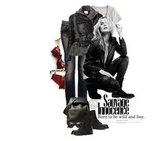 Pas De Compromis / No Compromise by halfmoonrun on Polyvore featuring мода, J.Crew, Sacai, Dolce&Gabbana, MAEVA, Officine Creative and Marni