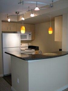 modern kitchen track lighting ideas - Track Lighting Ideas For Kitchen