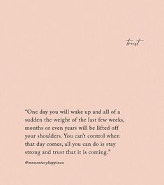 Are you searching for images for positive quotes?Browse around this site for unique positive quotes inspiration. These beautiful sayings will make you enjoy. Motivacional Quotes, Words Quotes, Life Quotes, Trust Quotes, Reminder Quotes, Teen Quotes, Qoutes, Attitude Quotes, Thank God Quotes