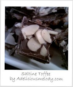 Easy Peasy and delicious Toffee!!