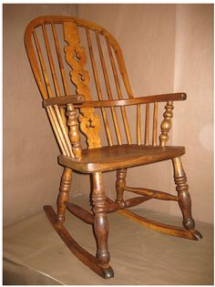 Includes: Types Of Antique Rocking Chairs, Where To Buy Antique Rockers,  And Antique Rockers Are Meant To Be Used.