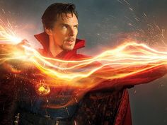 'Doctor Strange' films in New York City - Tech Insider - Photos of Benedict Cumberbatch on the set of 'Doctor Strange' show he's perfect for the role