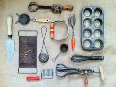 The Cottage Market: FREE Funky Kitchen Circle Printables & Some Kitchen Fun