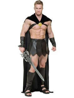 Mens Spartan Legions Cross Shoulder Costume  sc 1 st  Pinterest & Sexy Male Gladiator Costume | Sydney Mardi Gras | Pinterest ...