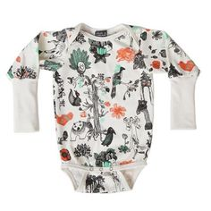 Onesie by Aarrekid: love! Baby Love, Body, Little Girls, Onesies, Baby Style, Suits, Motifs, Children, Clothes